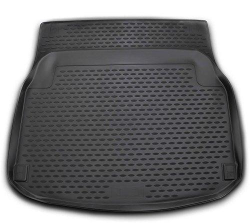 AD Tuning TMP22005 Passform Kofferraumwanne, Anti-Rutsch Oberfläche, schwarz