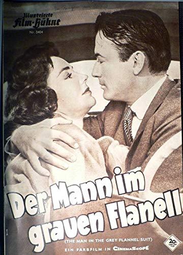 Der Mann im grauen Flanell Nr. 3404 - Filmprogramm IFB ungelocht
