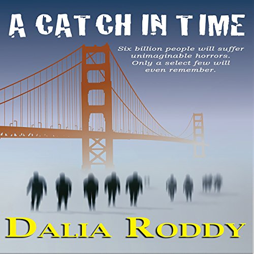 A Catch in Time audiobook cover art