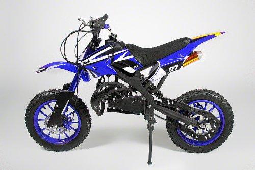 "Dirtbike Apollo 49cc 10"" Crossbike Pocket Minicross Motorcross"