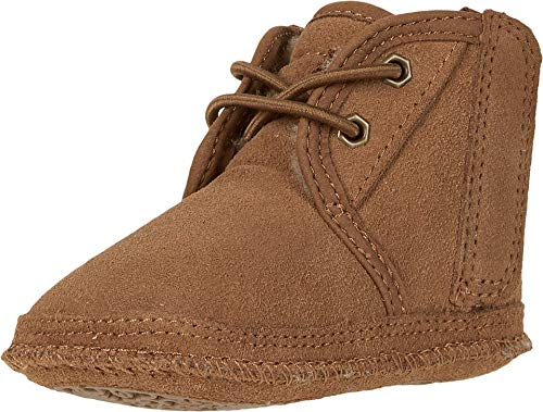UGG unisex baby Neumel Boot, Chestnut, 4-5 Infant US