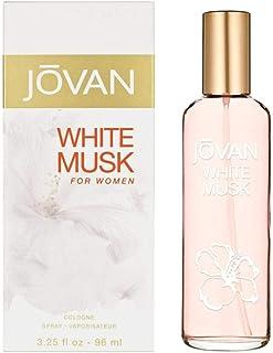 JOVAN White Musk Eau De Cologne For Women, 96 ml