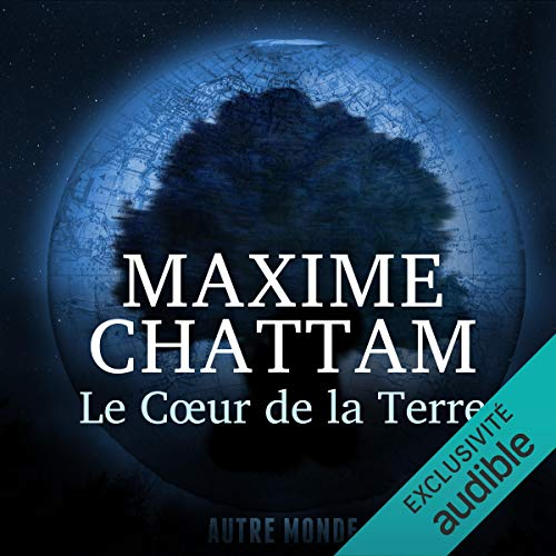 Le Cœur de la Terre audiobook cover art