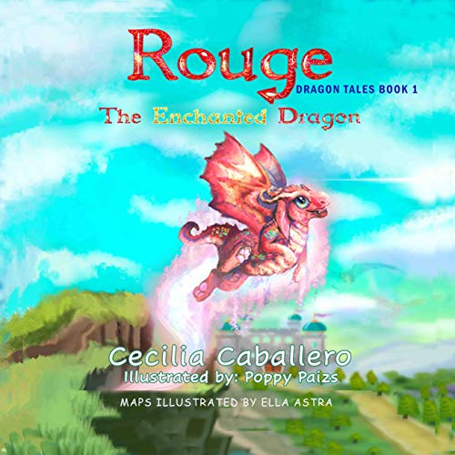 Rouge: The Enchanted Dragon: Rouge Dragon Tales Book 1 (English Edition)