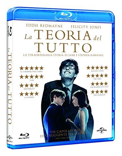 La Teoria Del Tutto (Blu-Ray) [Italia] [Blu-ray]