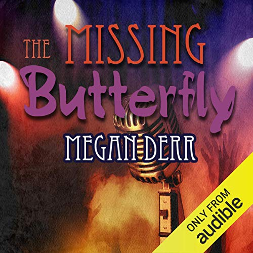 The Missing Butterfly cover art