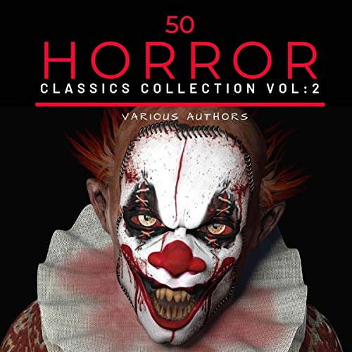 50 Classic Horror Short Stories 2 cover art