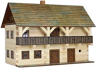 Walachia 8594036430051 Vogtei fackverkshus trä modellbyggnad modellbana spår 1/LGB 1:32