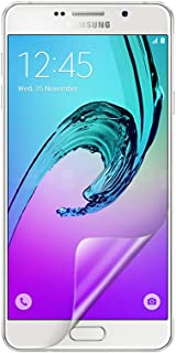 Celicious Vivid Invisible Glossy HD Screen Protector Film Compatible with Samsung Galaxy A5 (2016) [Pack of 2]