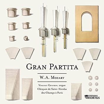 Mozart: Gran Partita K. 361
