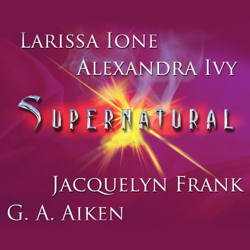 Supernatural audiobook cover art