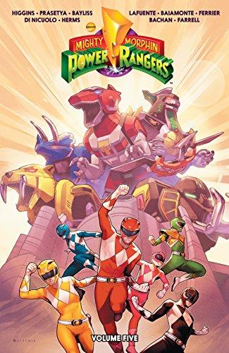 Mighty Morphin Power Rangers Vol. 5 (English Edition)