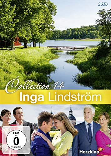 Inga Lindström Collection 14 [3 DVD im Schuber]