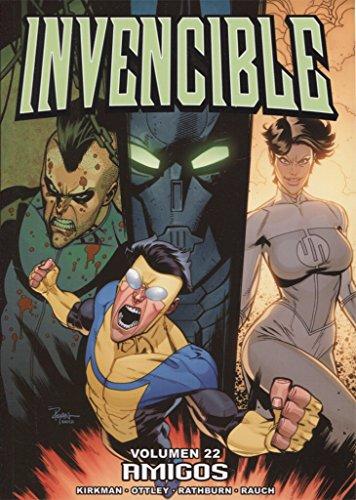 Invencible. Amigos - Volumen 22