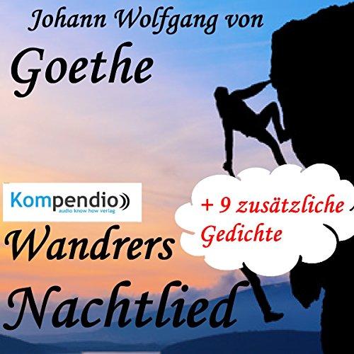 Wandrers Nachtlied audiobook cover art