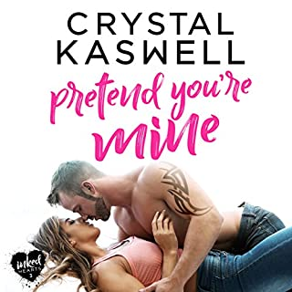 Pretend You're Mine                   By:                                                                                                                                 Crystal Kaswell                               Narrated by:                                                                                                                                 Wen Ross,                                                                                        Kai Kennicott                      Length: 10 hrs and 30 mins     92 ratings     Overall 4.5