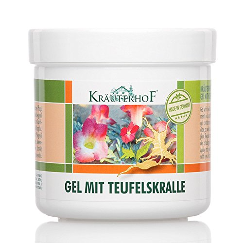 Kräuterhof Devil's Claw Gel 8.5oz [German Import]