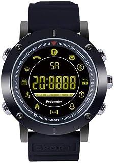 XNNDD Reloj Deportivo Inteligente. Batería de Larga duración. Puede conectarse a la aplicación. Reloj Inteligente a Prueba de Agua ya Prueba de Polvo. Reloj Deportivo.