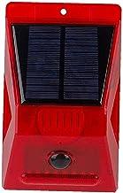 Sirenen-alarm, luid geluid, 129 dB, stroboscoop, met afstandsbediening, bewegingsmelder, besturing voor thuisboerderijvill...