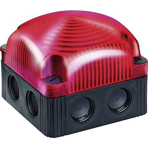 WERMA 85311055 LED-Doppelblitzleuchte BWM 24VDC, 24 V