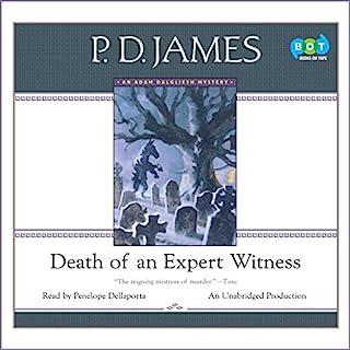 Death of an Expert Witness cover art