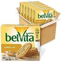 6-Pack of 5-Count BelVita Golden Oat Breakfast Biscuits