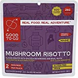 GOOD TO-GO Mushroom Risotto - Double Serving...