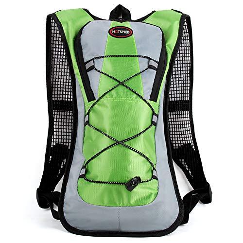 Benkeg - 5L Bicycle Backpack MTB Bike Cycling Senderismo Camping Hidratación Mochila para Hombres y Mujeres