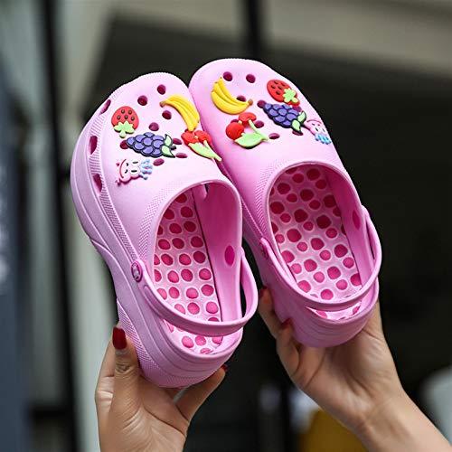 LGUYRIOPIO Zapatos de Verano Crok CHOBS CHERBS Venta al por Mayor 2021...