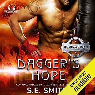 Dagger's Hope audiobook cover art