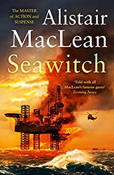 Seawitch by [Alistair MacLean]