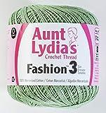 Coats Crochet Fashion Crochet Thread, 3, Sage
