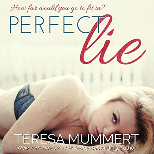 Perfect Lie audiobook cover art