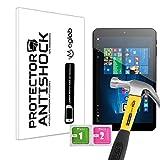 Protector de Pantalla Anti-Shock Anti-Golpe Anti-arañazos Compatible con Tablet Airis WinPAD 82W (TAB82W)