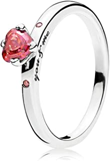 Best pandora cz heart ring Reviews