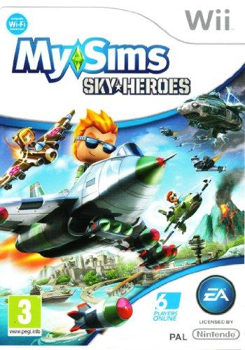 MySims: SkyHeroes [PEGI] [Edizione : Germania]
