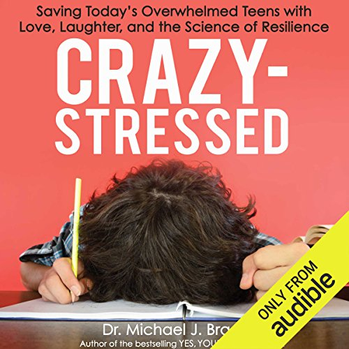 Crazy-Stressed audiobook cover art