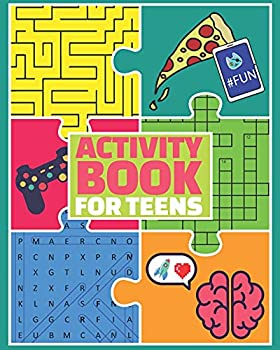 puzzle books for teens