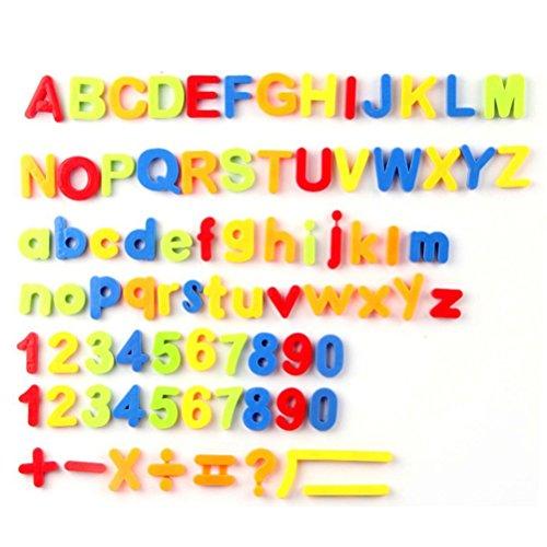 STOBOK 80 stücke frühkindliche Bildung magnetische Aufkleber Spielzeug Ausschnitt scheiben mit löchern für Patchwork Scrapbooking kunsthandwerk DIY Dekoration Display dekor (farbmischung)