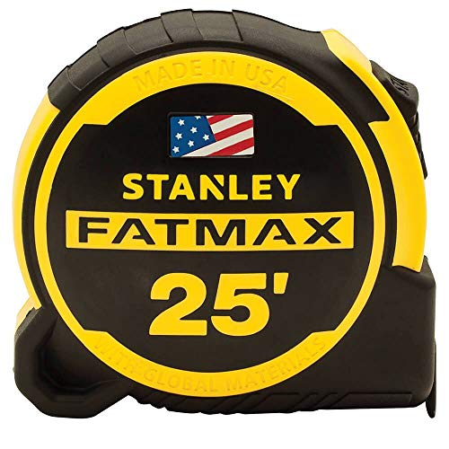STANLEY FATMAX 25Ft Tape Measure