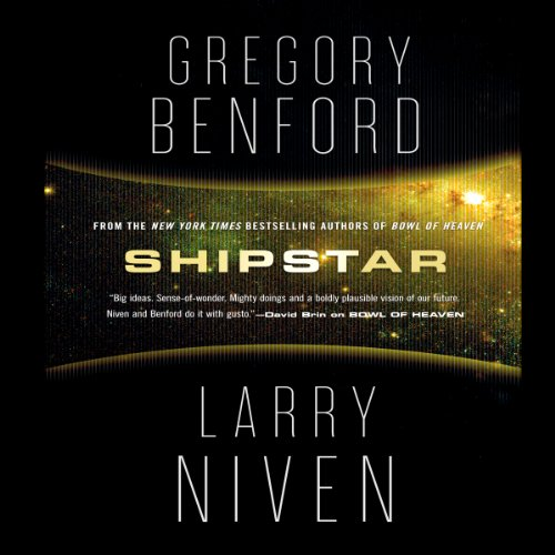 Shipstar audiobook cover art