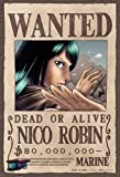 One Piece Nico Robin Wanted Poster Puzzle 150 Piece