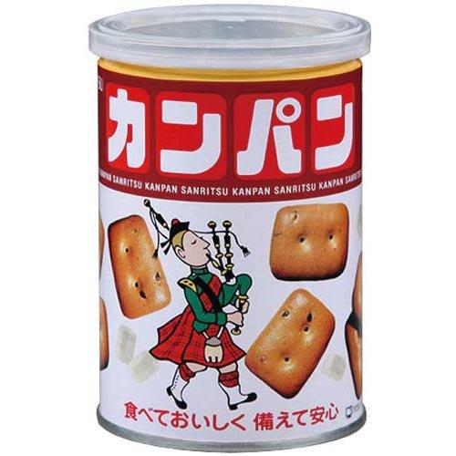 三立製菓 缶入カンパン 100g×24個