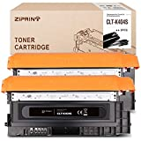 ZIPRINT 2 Tóner Compatible para Samsung CLT-K404S Negro Toner para Samsung Xpress C480fw Xpress C480w Xpress C480fn Xpress C480 Xpress C430 Xpress C430w (2,Negro)
