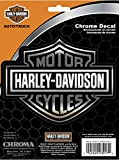 chroma graphics harley davidson - Chroma Graphics Harley Davidson Classic Emblemz Decal