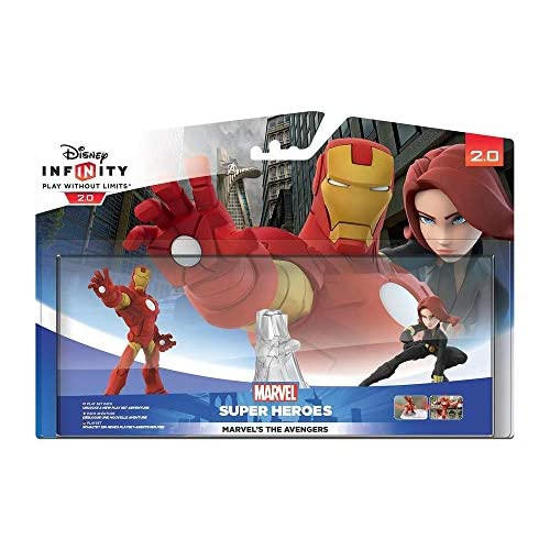 Disney Infinity 2: Avengers Playset Pack