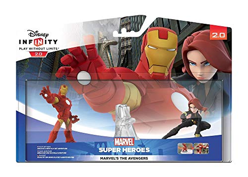 Disney Interactive Infinity 2: Avengers Playset Pack