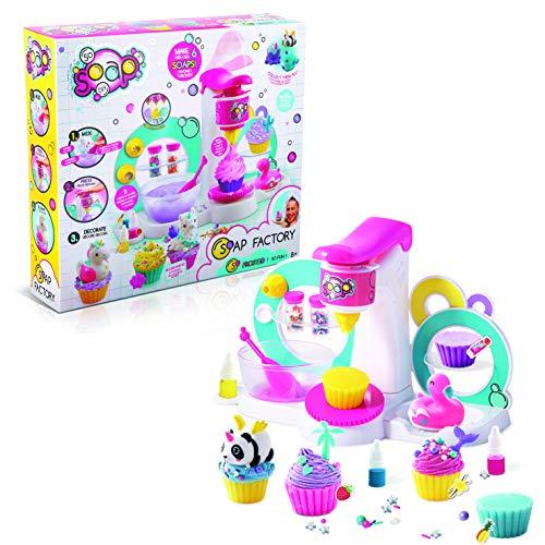 Canal Toys- SO Soap Factory Juguete, Color Verde