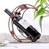 Yuany Mond weinglas Halter, europäischen Wein Tasse Rack stemware Glas Speicher veranstalter...