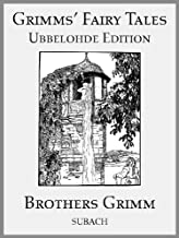 Grimms' Fairy Tales (illustrated by Otto Ubbelohde)